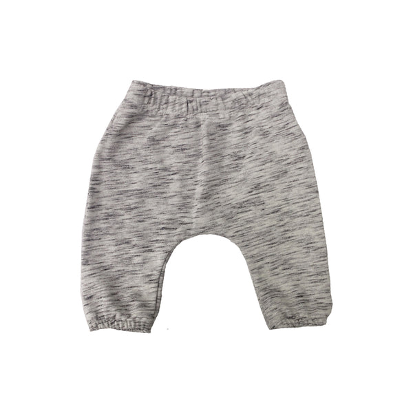 FRENCH TERRY BABY PANTS - sugarloaf