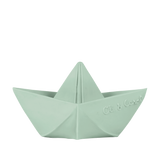 Oli & Carol Oli & Carol Origami Boat Bath Toy in Mint