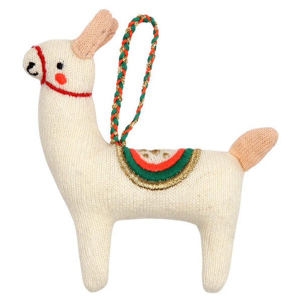 Llama Tree Decoration Meri Meri
