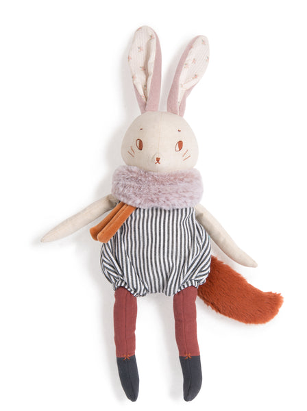Plume Bunny Doll by Moulin Roty
