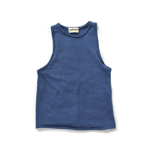 Marcel Top in Ocean Blue - sugarloaf