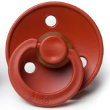 Bibs Pacifiers Bibs Pacifiers in Rust (Pair) - sugarloaf