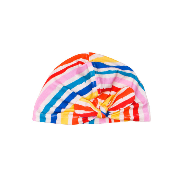 "Multicolored Baby Hats ""Multi Kulti"" from Noe & Zoe"