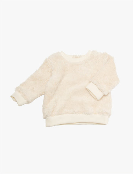 MOMOU BABY SWEATER | LOUP COLLECTION | SUGARLOAF