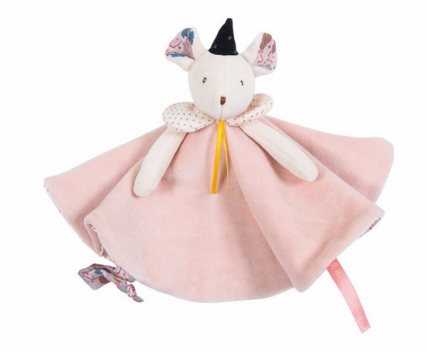 Pink Mimi Mouse Lovey by Moulin Roty