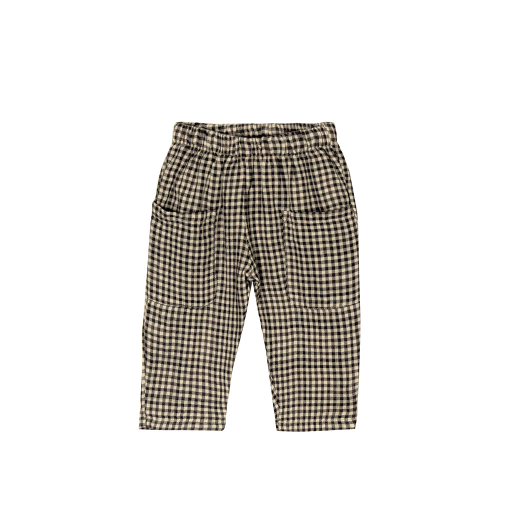 GO GENTLY NATION Go Gently Nation Woven Pocket Pant