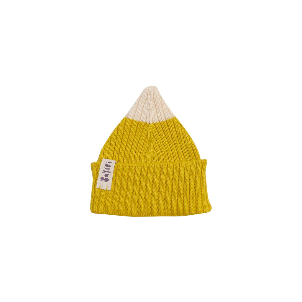 Bayiri Sierra Nevada Baby Beanie in Gold