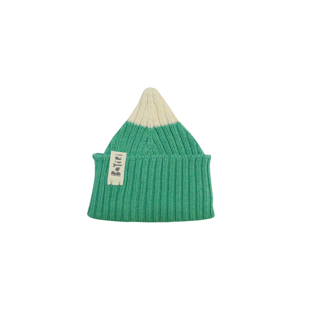 Bayiri Sierra Nevada Baby Beanie in Green