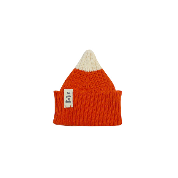 Sierra Nevada Baby Beanie in Red