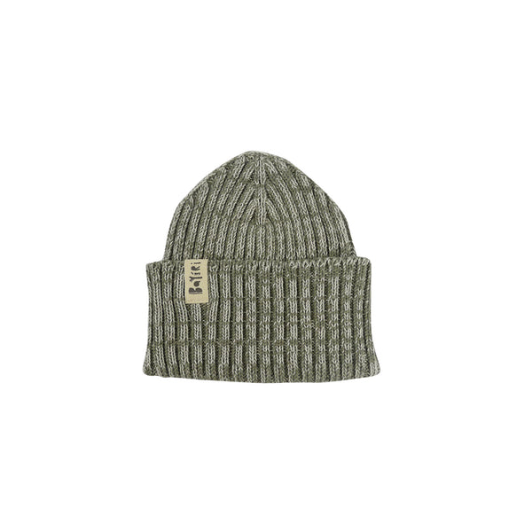 Bayiri Sloth Baby Beanie in Gray