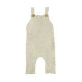 Bayiri Bayiri Sloth Ribbed Baby Dungaree