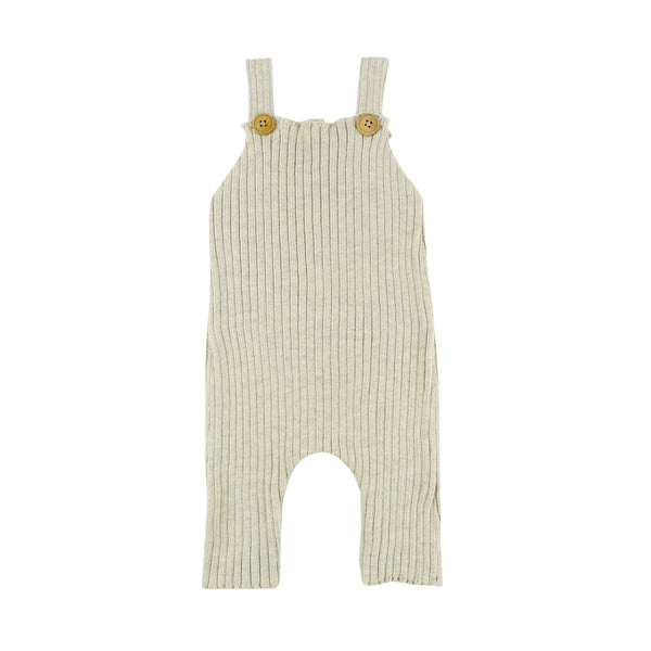 Bayiri Sloth Ribbed Baby Dungaree