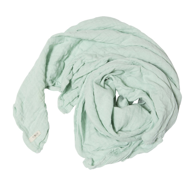 SWADDLE IN JADE - sugarloaf
