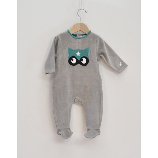 PYJAMA ONE PIECE BOY - sugarloaf