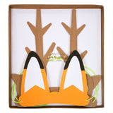 Meri Meri EXPLORE PAPER ANIMAL EARS - sugarloaf