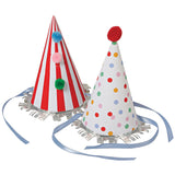Meri Meri TOOT SWEET PARTY HATS - sugarloaf