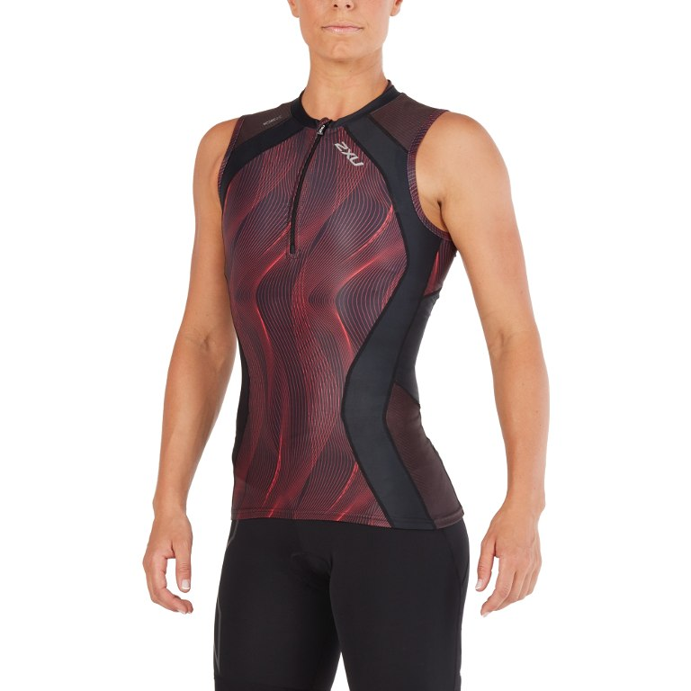 Women's Compression Tri Singlet