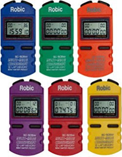 Robic 12 Memory Stopwatch