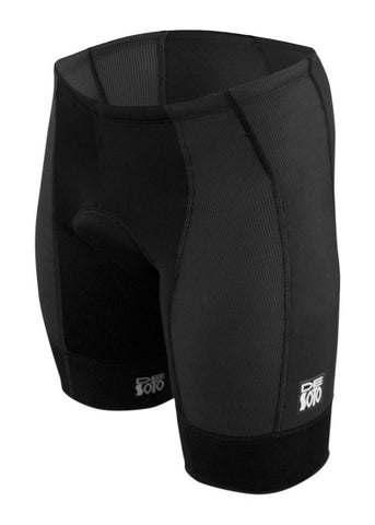 FORZA Triathlon Short - Black / Black