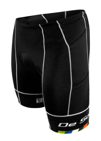 Mobius Triathlon 4 Pocket Shorts