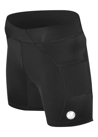 Carrera Triathlon Short - Black w/ 2 Pockets