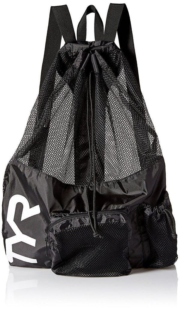 Big Mesh Mummy Backpack