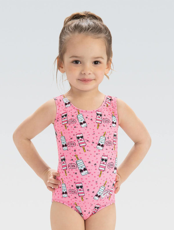 GKids Popsicle Stand Tank Leotard