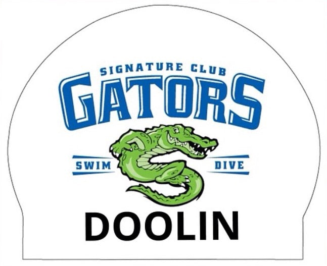 Signature Club Personalized Swim Cap