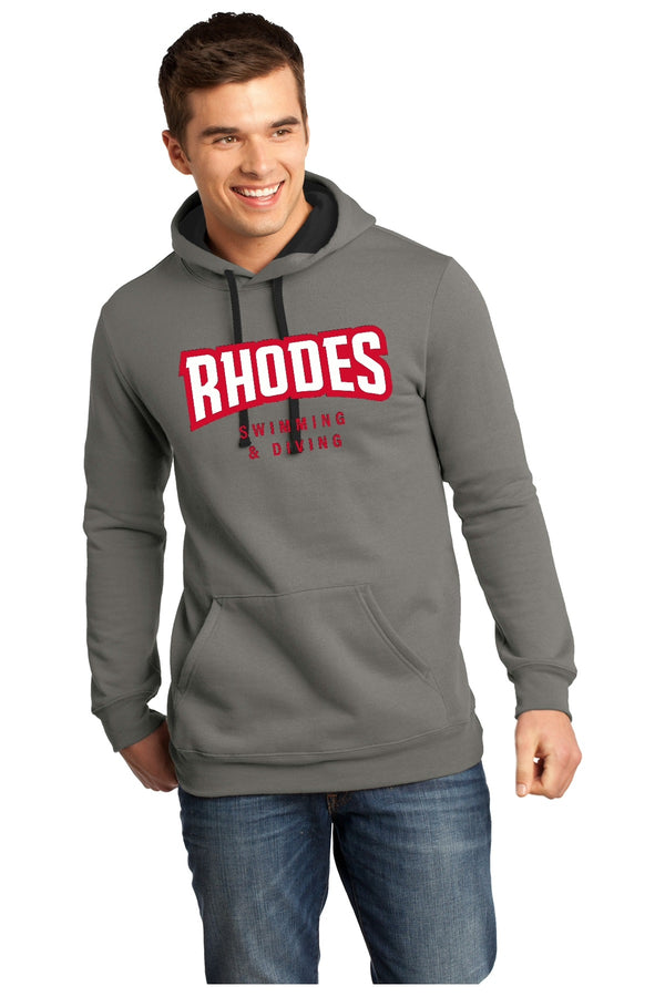 Rhodes College Swimming & Diving Hoodie