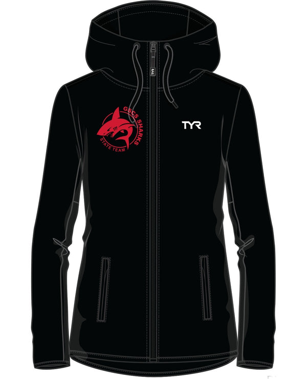 GSCS State Team Warmup Hoodie - Female