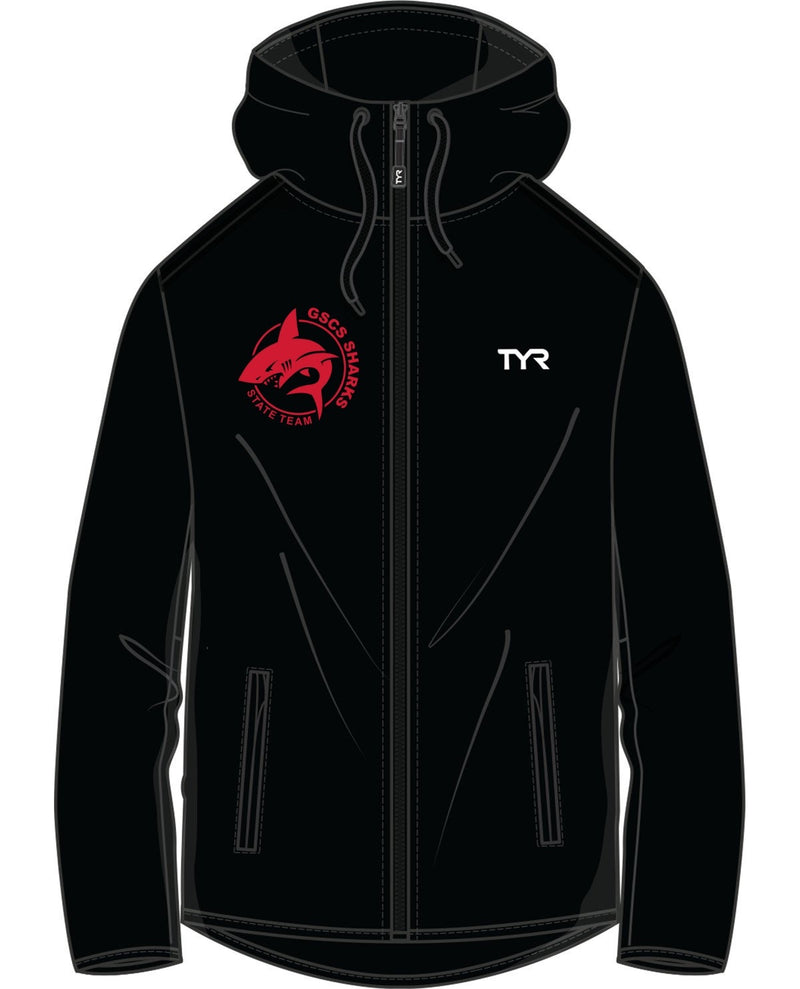 GSCS State Team Warmup Hoodie - Male