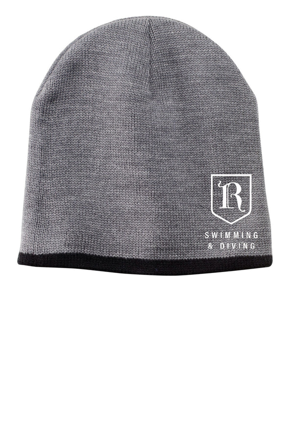 Rhodes College Swimming & Diving Beanie