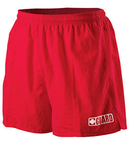 Mens Lifeguard Shorts