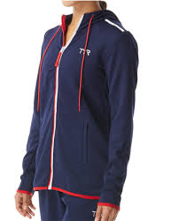 TYR Women's Alliance Podium Full Zip Hoodie