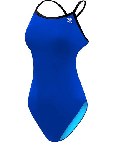 Solid Trinityfit Swimsuit