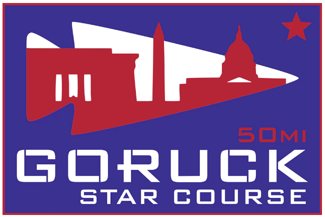 GORUCK Star Course 50-Miler, Washington D.C., May 18-19, 2018