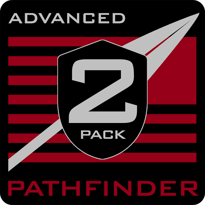 PATHFINDER Advanced Ruck Club Bundles 2-Pack
