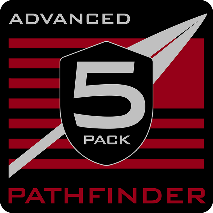 PATHFINDER Advanced Ruck Club Bundles 5-Pack
