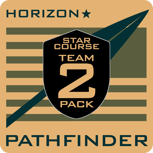 PATHFINDER Horizon Star Course Team 2-Pack