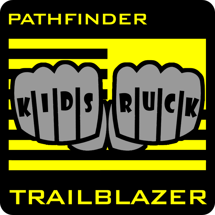 TRAILBLAZER - For Kids 18 & Under