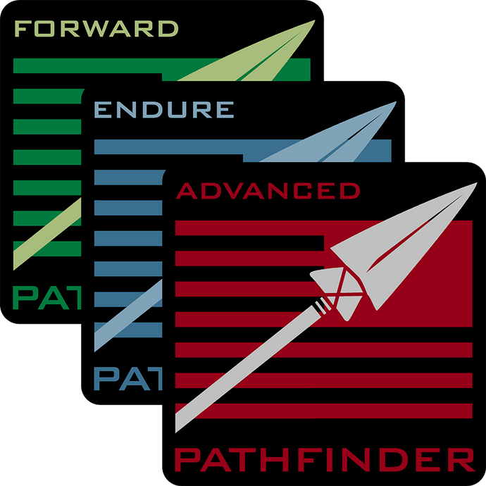 Replacement Finishers Patches