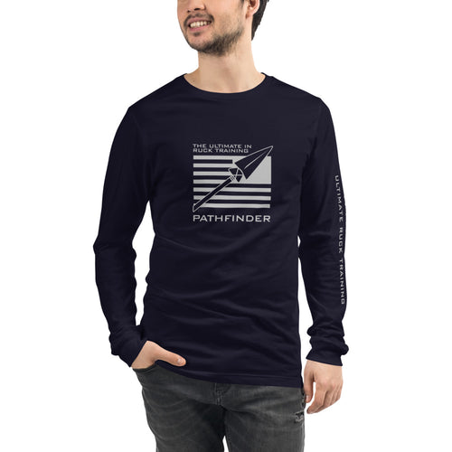PATHFINDER Logo Unisex Long Sleeve Tee