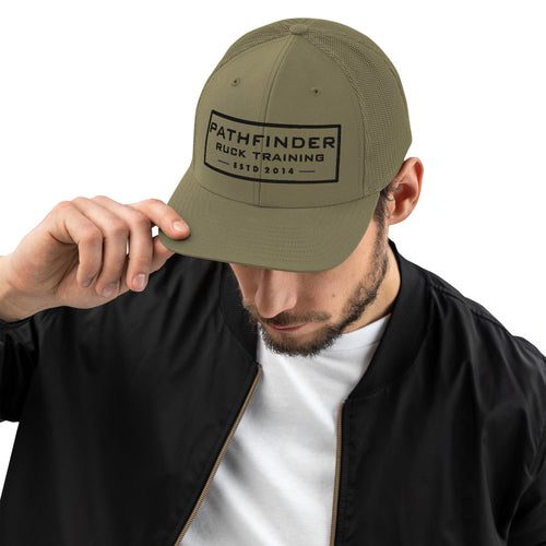 PATHFINDER Trucker Cap