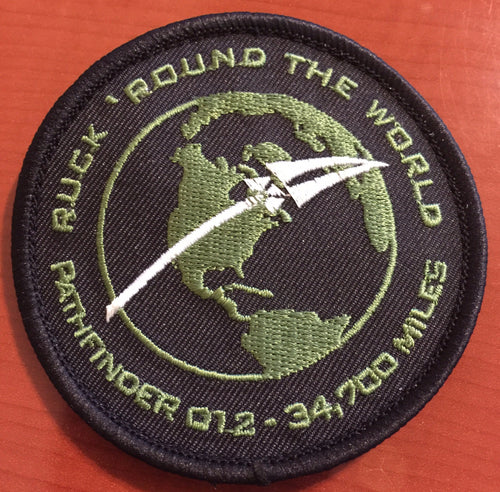 Ruck 'Round The World - Class 012