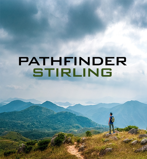 PATHFINDER Stirling - Mountain Ruck Training