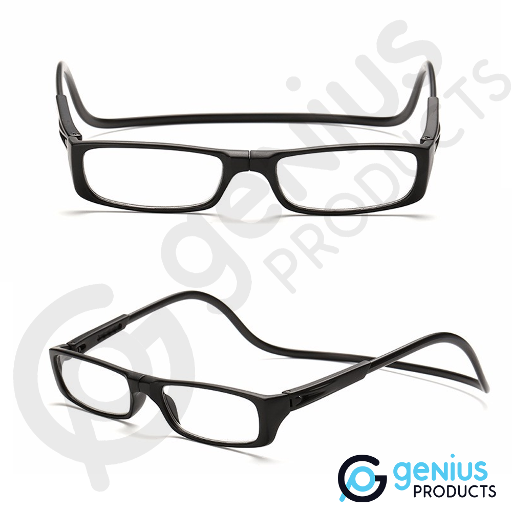 Front Connect Magnetic Reading Glasses