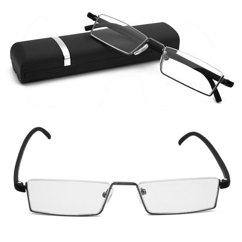 Light Weight Reading Glasses + Free Case