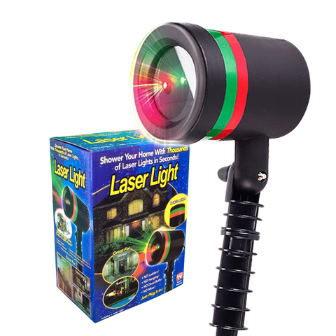 Laser Lights Star Projector