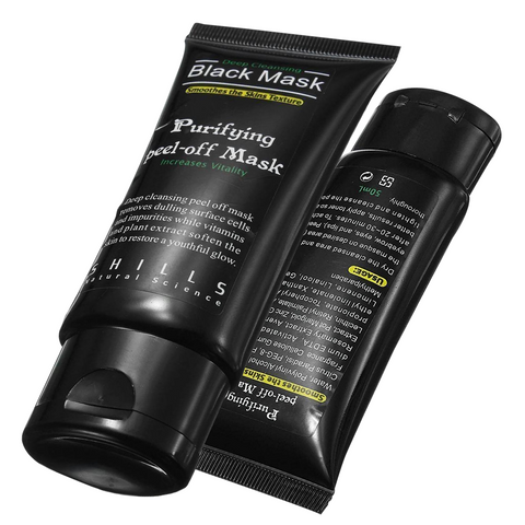 Black Mask - Purifying Peel-Off Mask