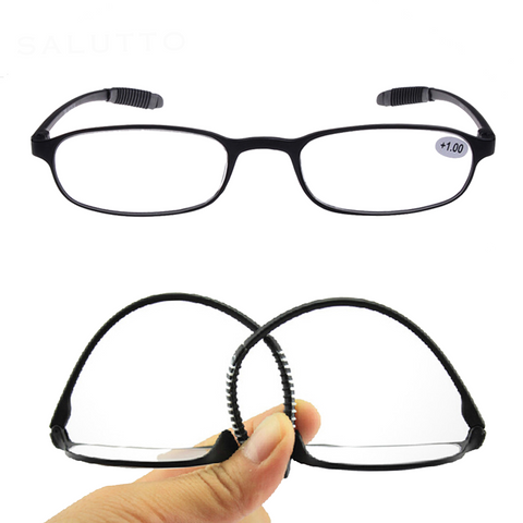 Flexible Reading Presbyopic Glasses